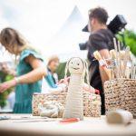 Globėjų dieną – vaikų kūrybinės dirbtuvės Bernardinų sode