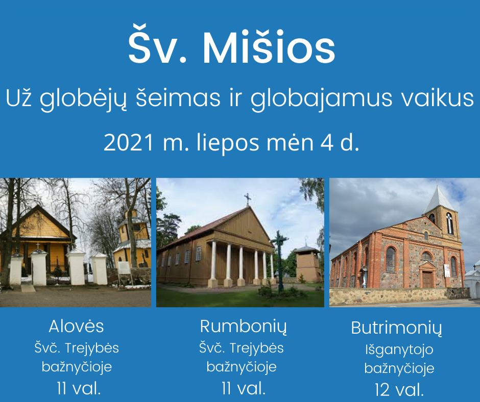 Šv. Mišios
