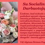 Sveikiname Su Lietuvos Socialinių Darbuotojų Diena